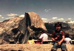 Half Dome, Yosemite, 1985