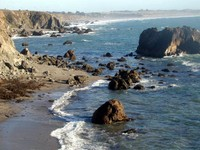 Highlight for Album: Northern California Coast